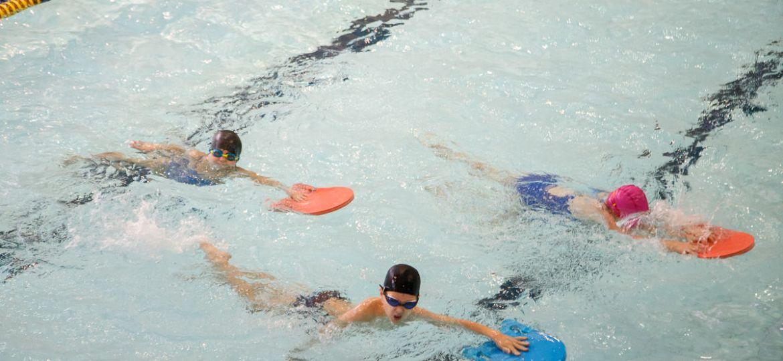 Бассейн Дворца адаптивный спорт