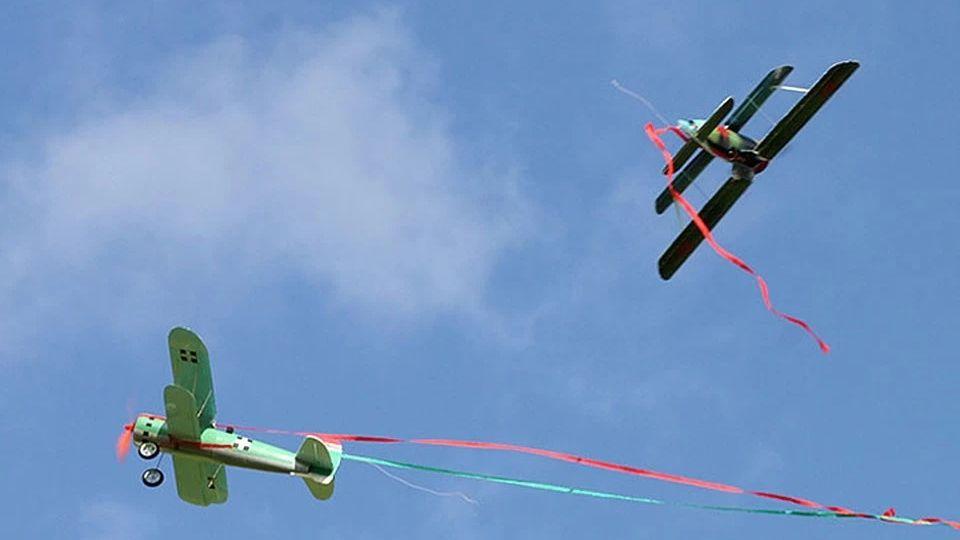 авиамоделмирование полет