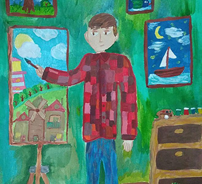 Гаврилов Илья ,10 лет Екатеринбург22