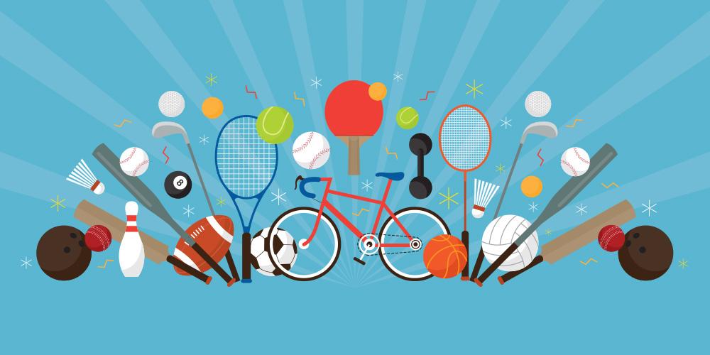 спорт акция